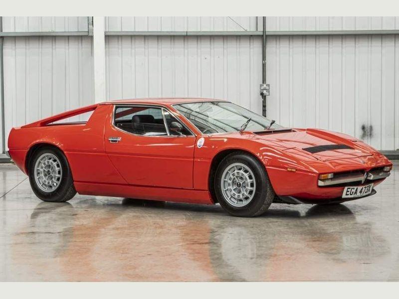 特選輸入車Vol.255 | 1981 Maserati Merak uk(中古車)| 支払総額:¥17,453,978