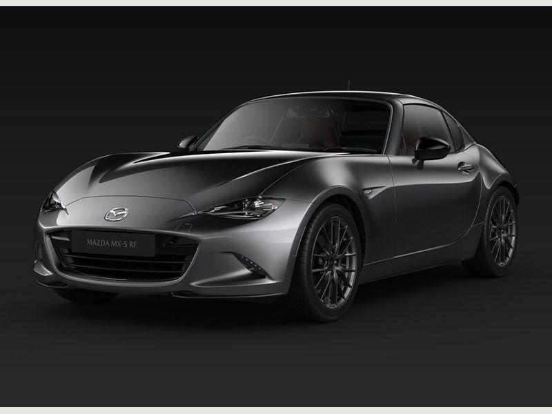 特選輸入車Vol.259 | 2021 Mazda MX-5 RF 2.0 SKYACTIV-G GT Sport Tech uk(新車)| 支払総額:¥7,531,974