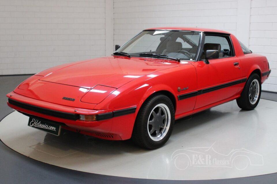 特選輸入車Vol.258 | 1984 Mazda RX-7(SA22C) nl(中古車)| 支払総額:¥4,563,944