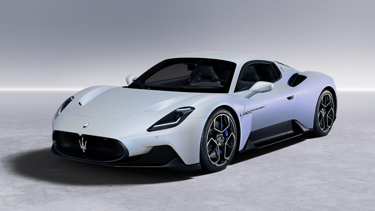 特選輸入車Vol.257 | 2021 Maserati MC20 先行予約開始(新車)| 支払総額:未定