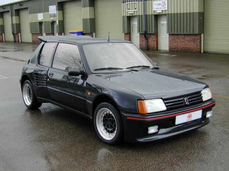 特選輸入車Vol.269 | 1990 PEUGEOT 205 1.9 DIMMA uk(中古車)| 支払総額:¥6,681,369
