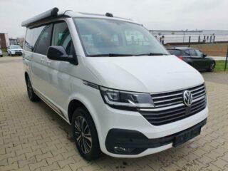特選輸入車Vol.273 | 2021 Volkswagen California 6.1 Beach Camper de(新車)| 支払総額:¥9,346,879