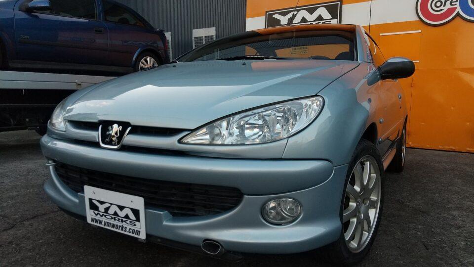 特別販売車両|プジョー(Peugeot)206CC S16
