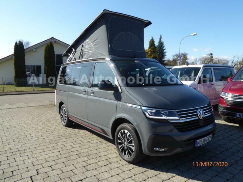 特選輸入車Vol.276 | 2021 Volkswagen T6.1 Beach Edition DSG 4-Motion  de(新古車)| 支払総額:¥9,439,879