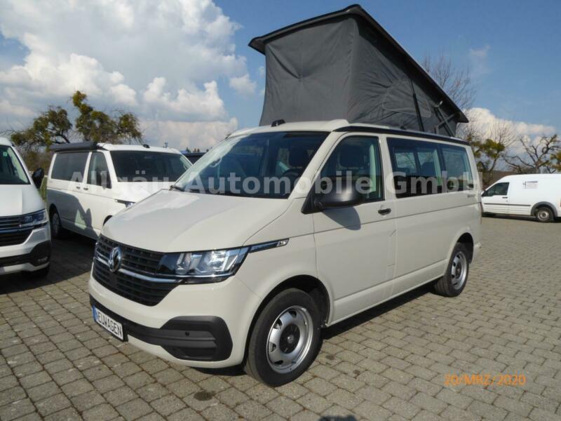 特選輸入車Vol.275 | 2021 Volkswagen T6.1 Beach Camper DSG 4-Mot de(新古車)| 支払総額:¥8,811,519