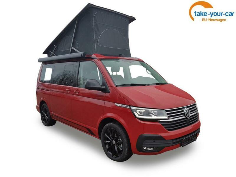 特選輸入車Vol.284 | 2021 Volkswagen California 6.1 Ocean de(新古車)| 支払総額:¥13,269,877