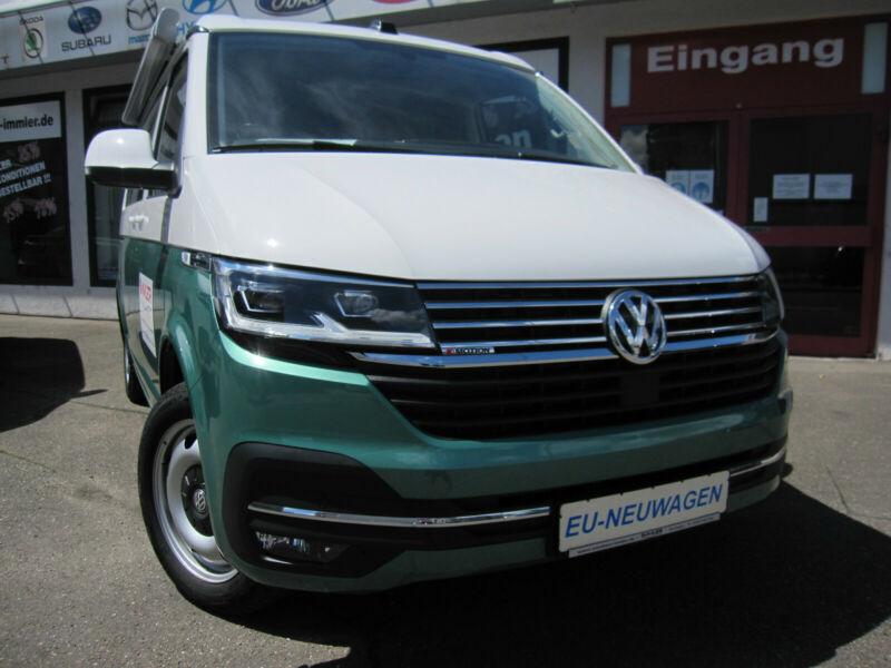 特選輸入車Vol.277 | 2021 Volkswagen T6 California 6.1 Ocean 2.0 TDI DSG 4Motion  de(新車)| 支払総額:¥10,973,197
