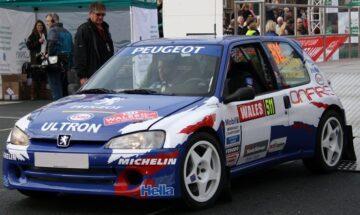 Peugeot106MAXi ~序章~