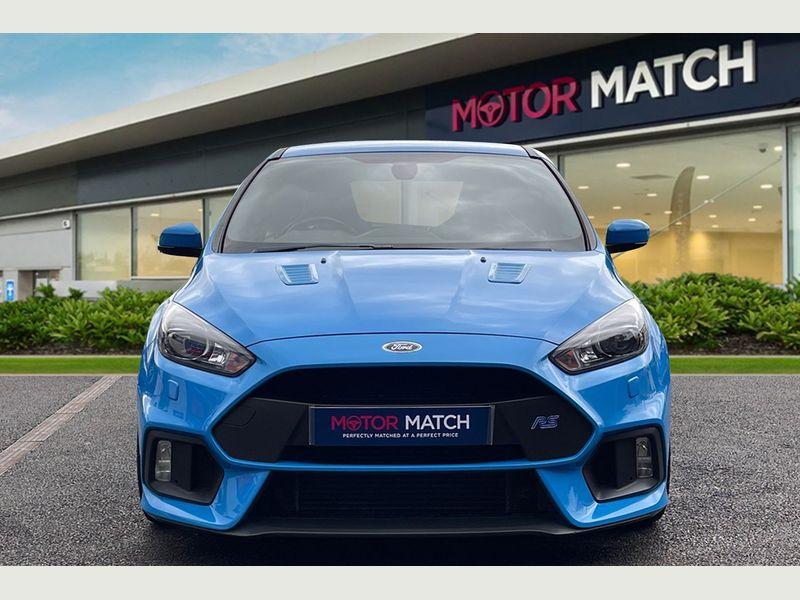 特選輸入車Vol.315|Ford Focus RS(フォード フォーカス)2.3T EcoBoost RS AWD (s/s) 5dr(中古車)| 支払総額6,452,978円