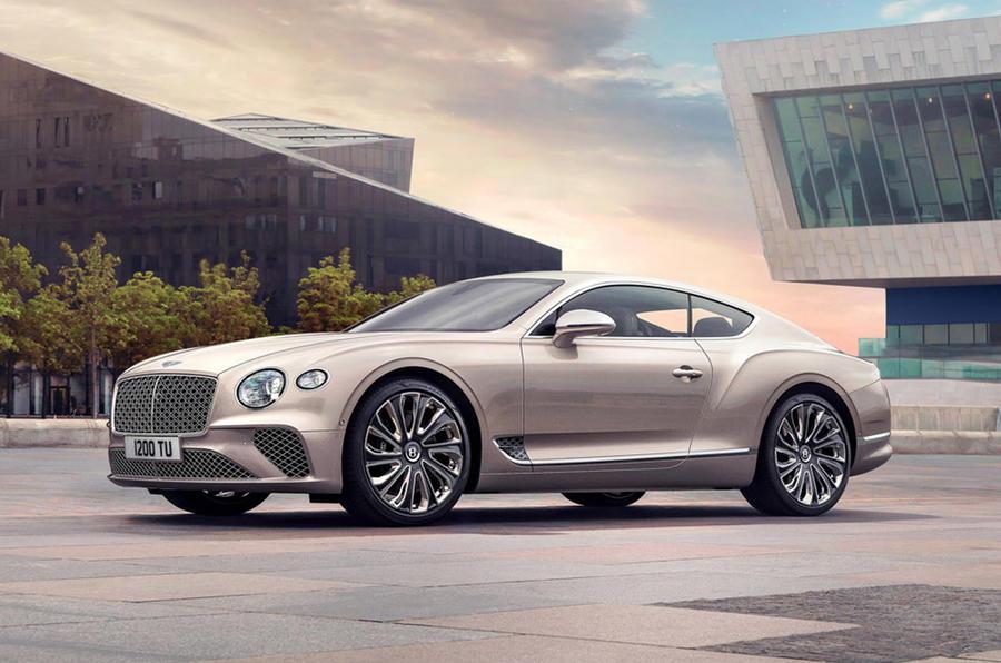 スーパーカー特集|ベントレー コンチネンタルGT(Bentley Continental)