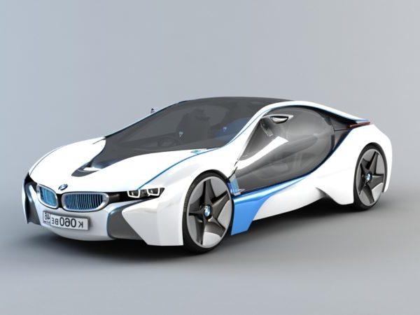 スーパーカー特集|BMW I8