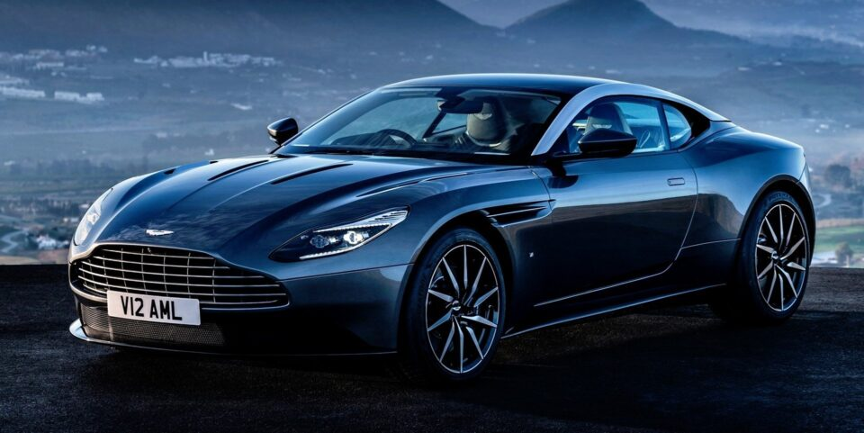 スーパーカー特集|アストンマーチン(Aston Martin)DB11