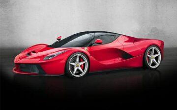 スーパーカー特集|Ferrari LaFerrari(フェラーリ ラ・フェラーリ)