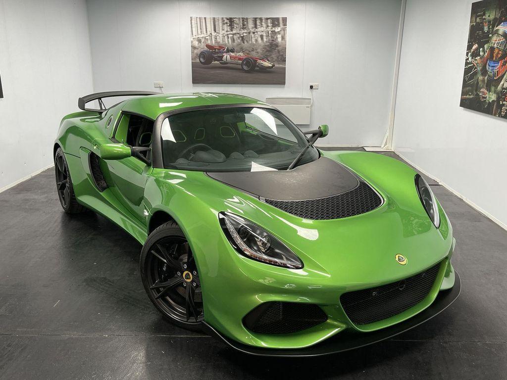 ロータス特集 Lotus Exige Sport (ロータス エキシージ スポーツ)3.5 V6 350 Sport 2dr 支払総額15,508,308円