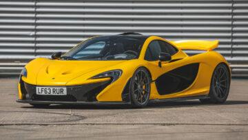 スーパーカー特集|McLaren P1(マクラーレン P1)