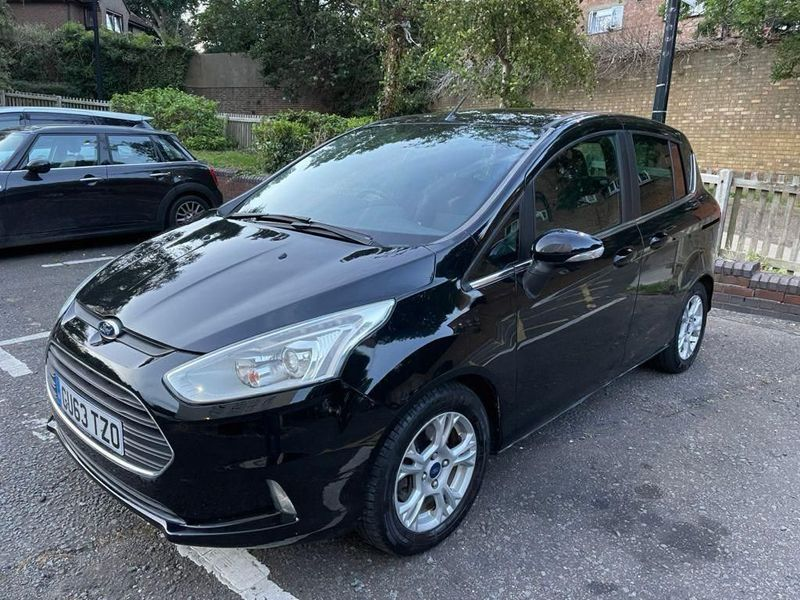 特選輸入車Vol.329|Ford(フォード)B-max 1.0T EcoBoost Zetec (s/s) 5dr (EU5)(中古車)| 支払総額2.765,811円