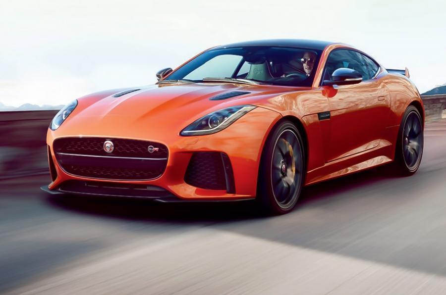 スーパーカー特集|Jaguar F-type(ジャガー Fタイプ) SVR