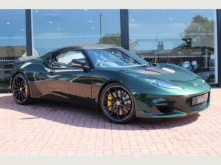 特選輸入車Vol.345|Lotus Evora(ロータス エヴォーラ) 3.5 V6 GT410 Sport 2dr(中古車)| 支払総額14,985,169円