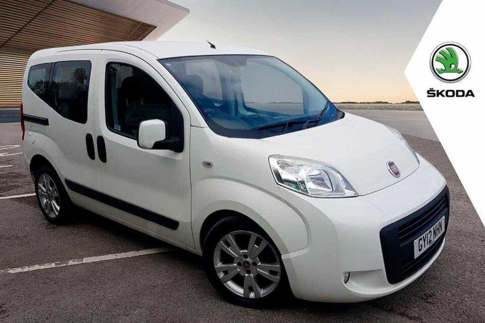 特選輸入車Vol.297 | 2012 Fiat Qubo1.3 16v MultiJet MyLife 5-Door MPV 5dr(中古車) | 支払総額2,823,973円