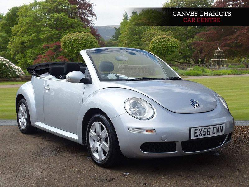 特選輸入車Vol.313|Volkswagen Beetle(フォルクスワーゲン ビートル)1.6 Luna Cabriolet 2dr(中古車)| 支払総額2,765,178円