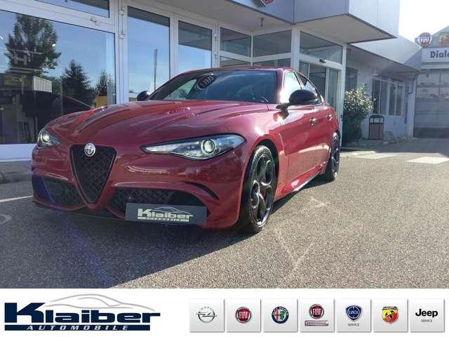 特選輸入車Vol.332|Alfa Romeo Giulia(アルファロメ ジュリア)Quadrifoglio QUADRIFOGLIO 2.9 V6 510PS AT Klima(新古車)| 支払総額11,529,588円