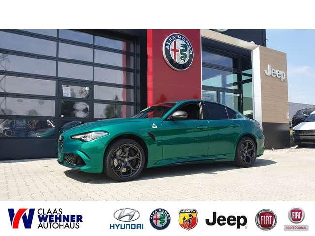 特選輸入車Vol.333|Alfa Romeo Giulia(アルファロメ ジュリア)Quadrifoglio QUADRIFOGLIO 2.9 V6 510PS AT Klima(新車)| 支払総額11,698,115円